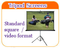 Stardard Tripod Screens