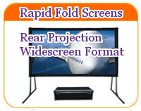 Rapid Fold Rear Projection