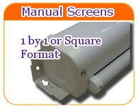 Sapphire Manual square format screens